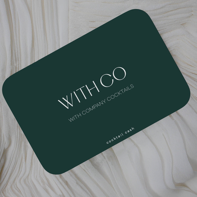 WithCo Cocktails Gift Card