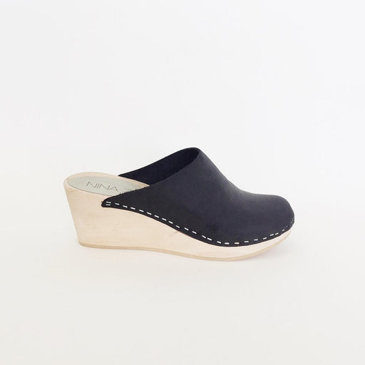 Capri Wedge Clog