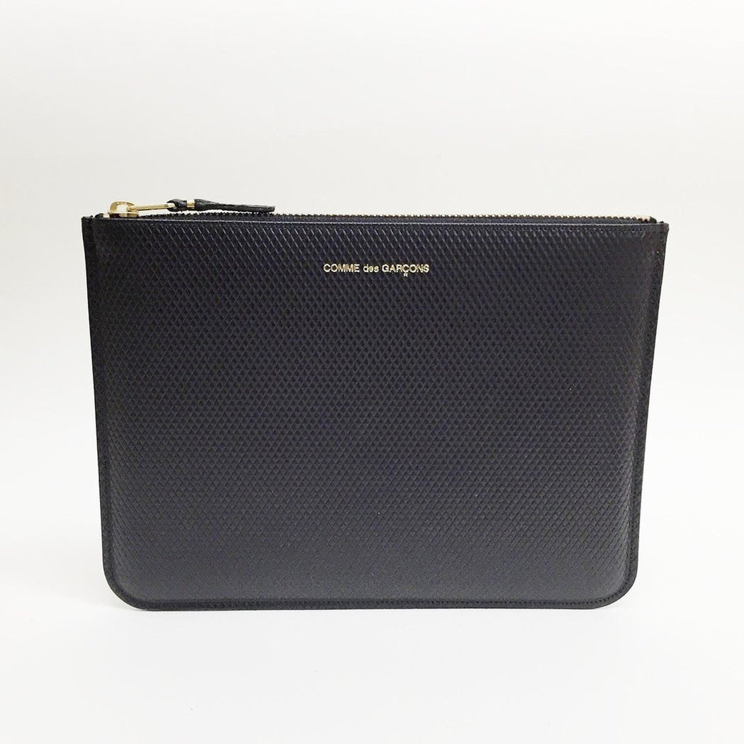 Luxury Zip-Up Pouch