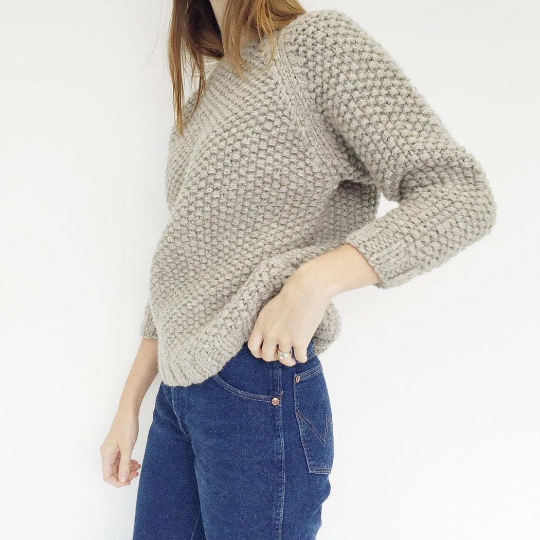 Andean Sweater