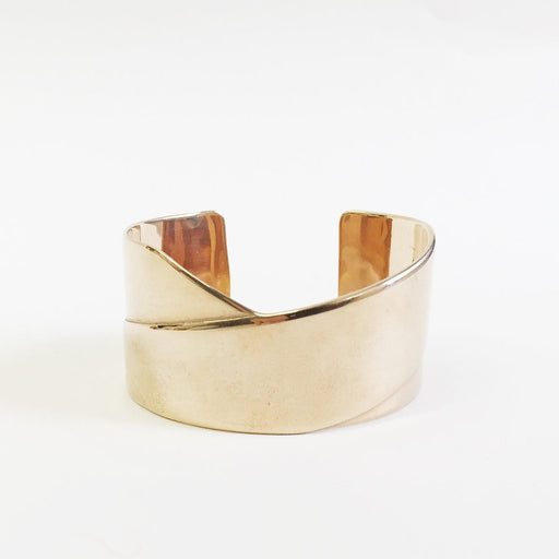 Wide Cross Front Cuff