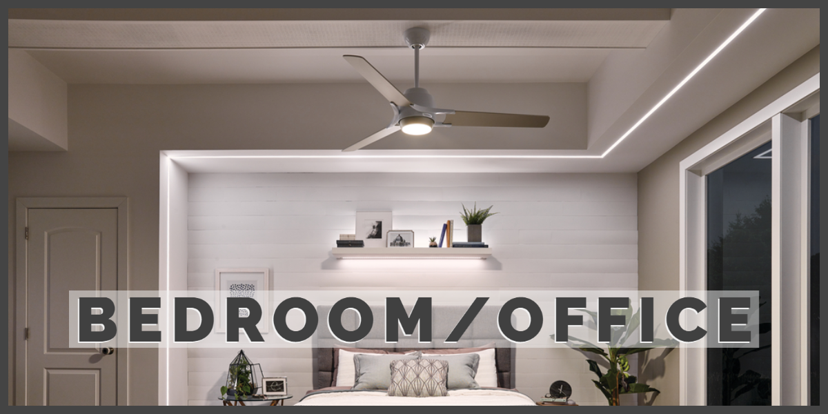 bedroom or office fan