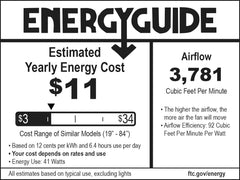 F534 Energy Guide