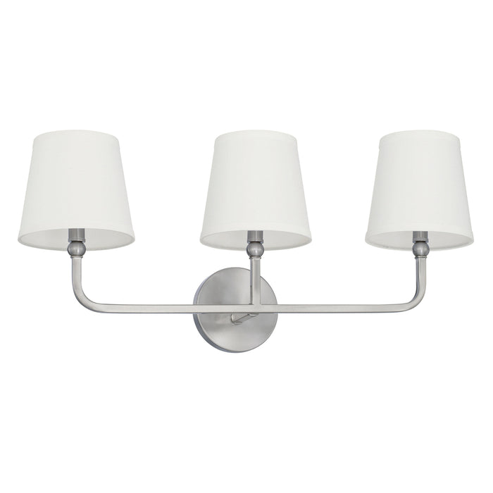 an image of Capital Lighting  in Brushed Nickel