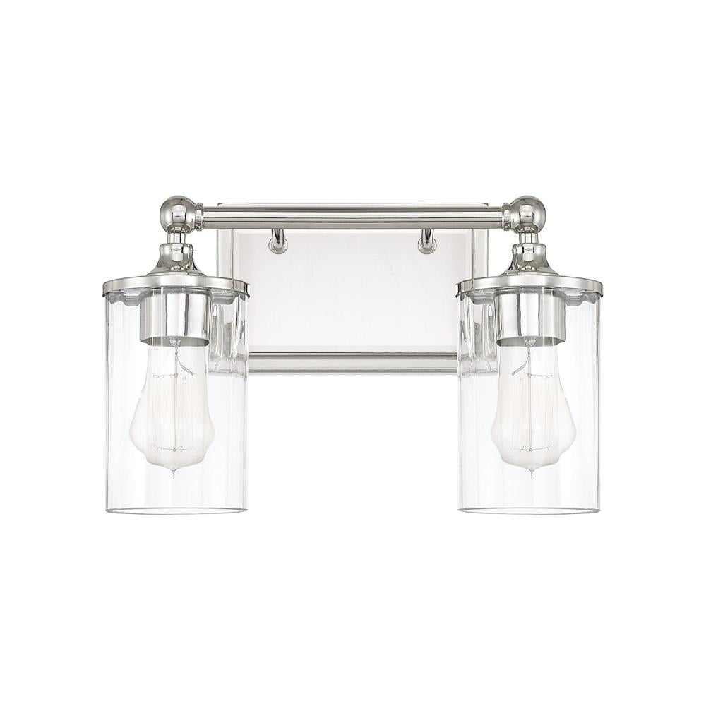 Camden 2 Light Sconce