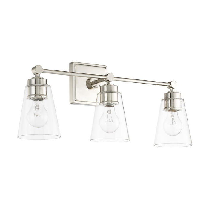 an image of Capital Lighting  in Polished Nickel