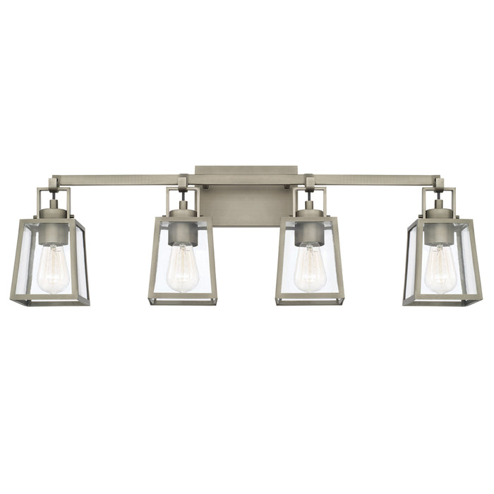 Kenner 4 Light Vanity Fixture