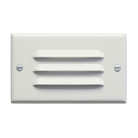 LED Step Light Horiz. Louver