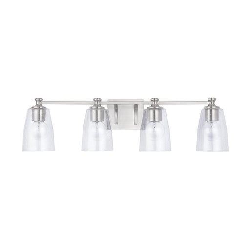 an image of Capital Lighting Myles 4 Light Vanity - HomePlace Collection 140941BN-506