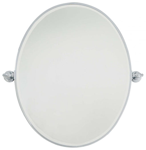 Minka Lavery Pivoting Mirrors - Large Oval Mirror - Beveled