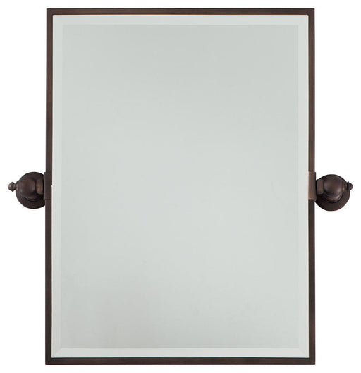 Minka Lavery Pivoting Mirrors - Rectangle Mirror - Beveled