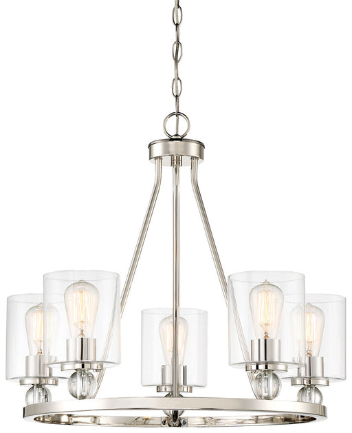 Minka Lavery Studio 5 - 5 Light Chandelier