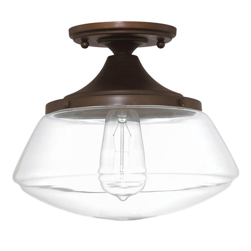 Capital Ceilings 1 Light Ceiling Fixture