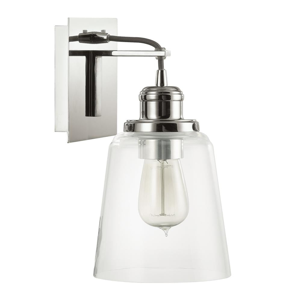 Capital Lighting 3711PN-135 - Sconce 1 Light Sconce, Polished Nickel
