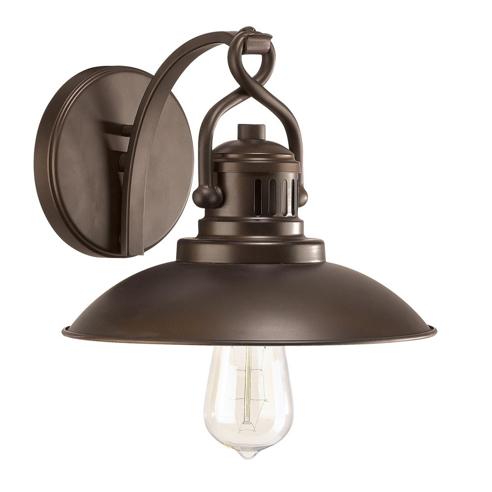 Capital Lighting 3791BB - ONeill 1 Light Sconce, Burnished Bronze
