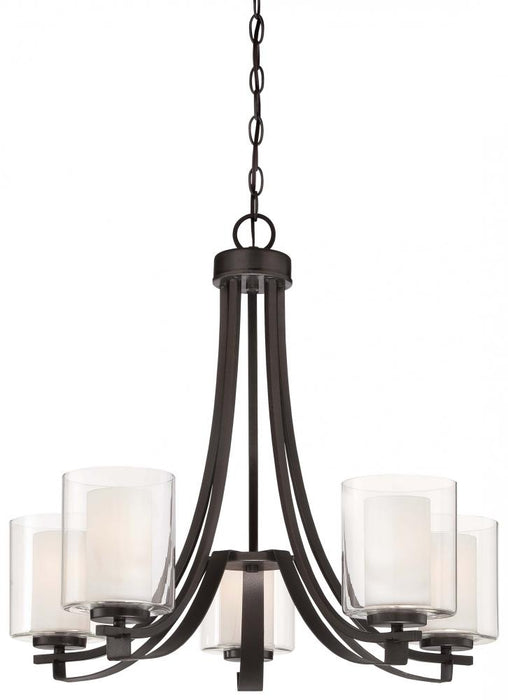 Minka Lavery Parson Studio - 5 Light Chandelier