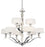 Crystal Persuasion Chandelier 9Lt