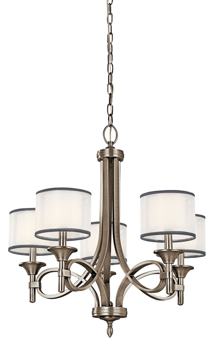 Lacey Chandelier 5Lt