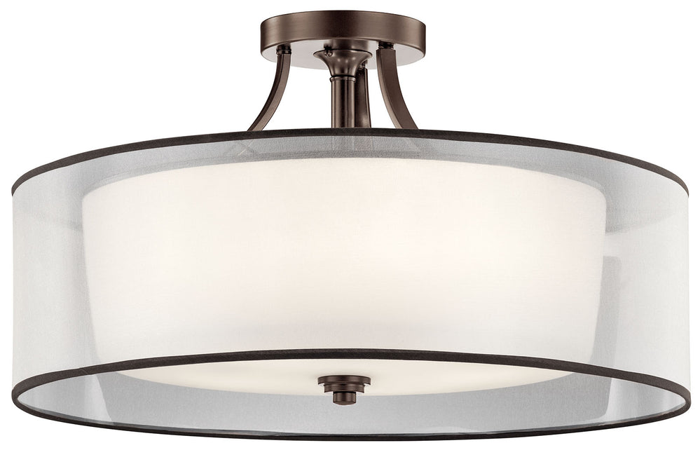 Lacey Semi Flush 5Lt