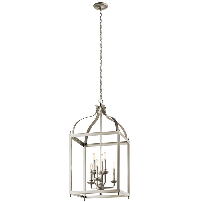 Larkin Foyer Chandelier 6Lt