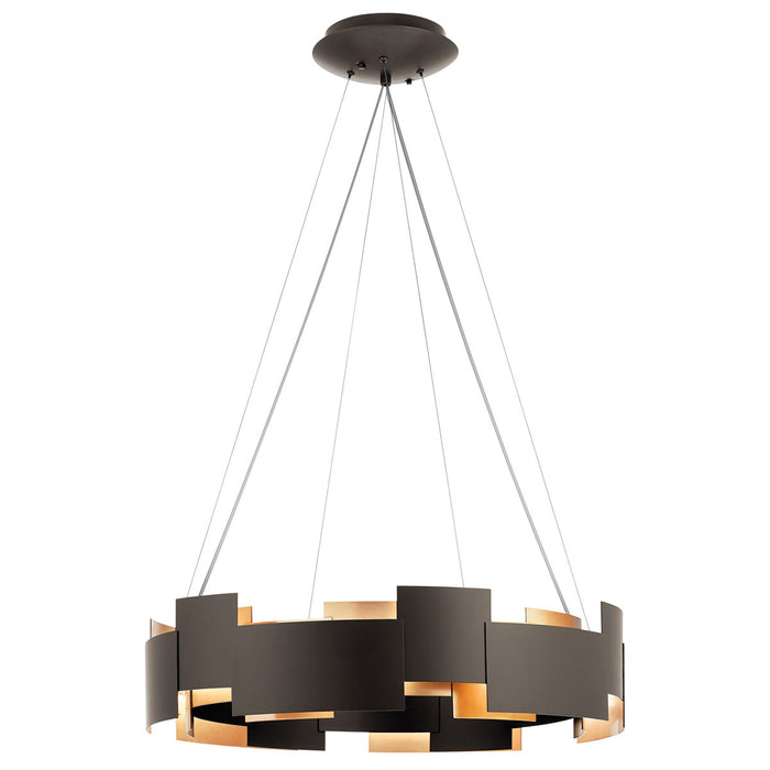 Moderne Chandelier/Pendant LED