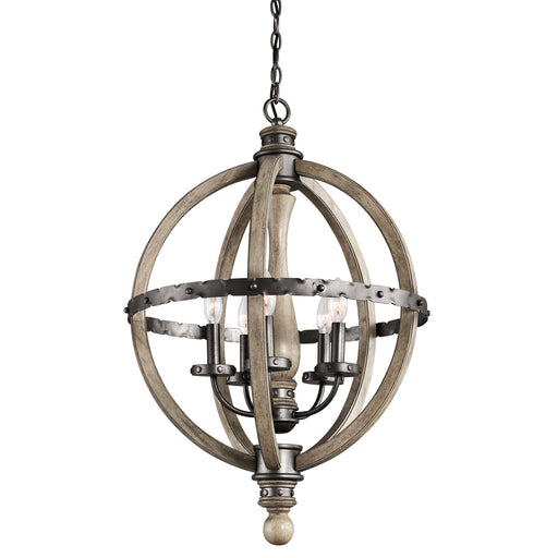 Evan Chandelier 5Lt