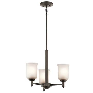 Shailene Mini Chandelier 3Lt
