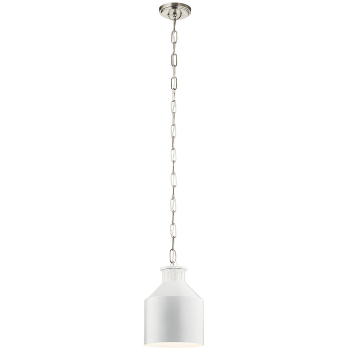 an image of Kichler 44306WH in White finish.