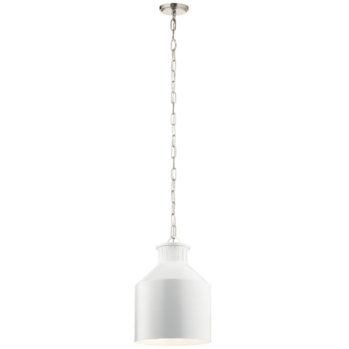 an image of Kichler 44307WH in White finish.