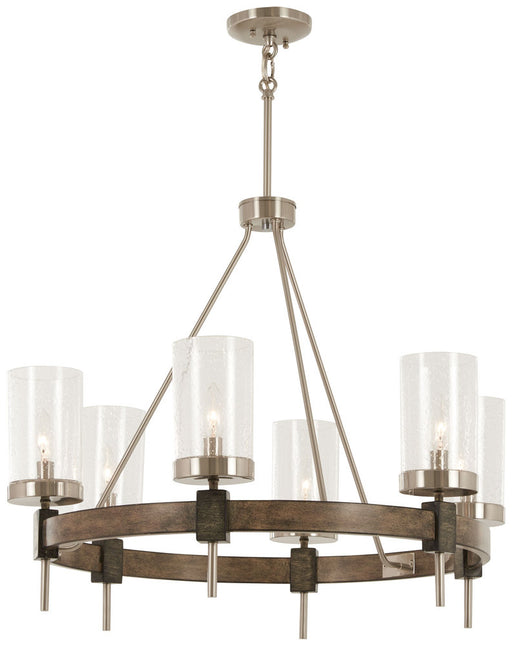 Minka Lavery Bridlewood - 6 Light Chandelier