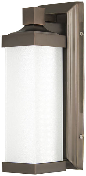 Minka-Lavery 5501-281-L Led Wall Sconce, Harvard Court Bronze (Plated)