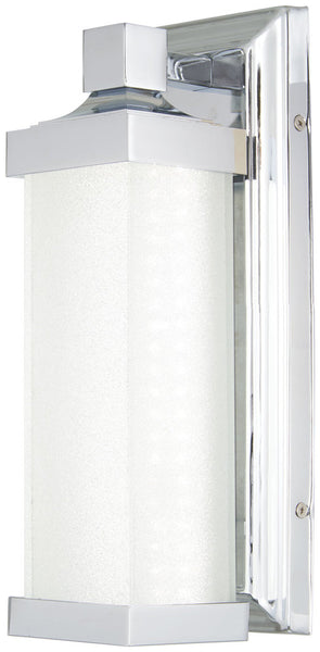 Minka-Lavery 5501-77-L Led Wall Sconce, Chrome