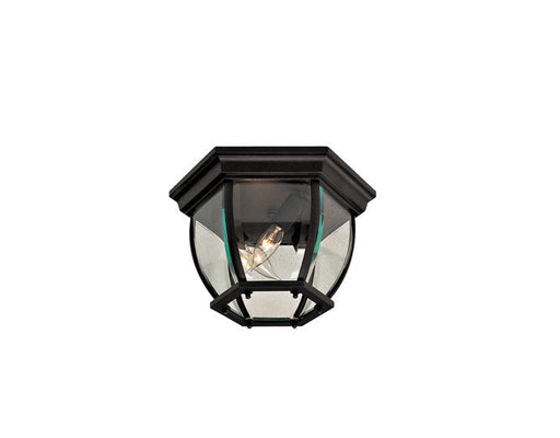 Minka Lavery The Great Outdoors | 3 Light Outdoor Flush Mount
