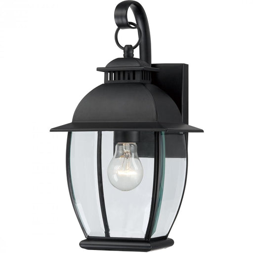 Quoizel BAN8407K 1 Light Bain Outdoor Lantern
