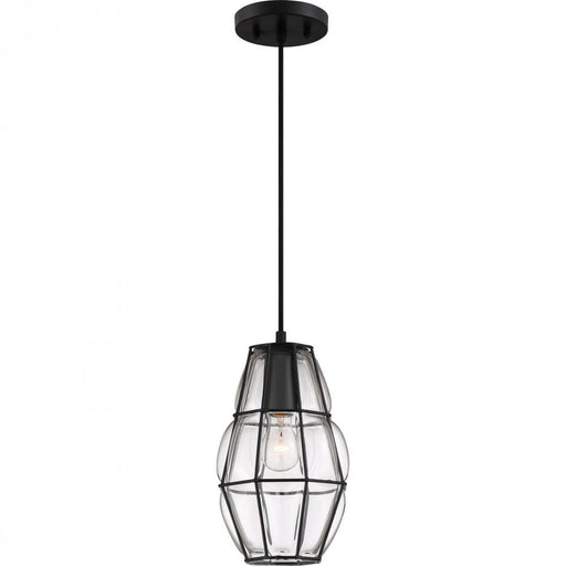 Quoizel BLH1508EK 1 Light Blythe Mini Pendant