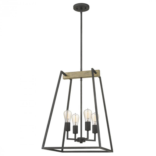 Quoizel BRT5204GK 4 Light Brockton Pendant