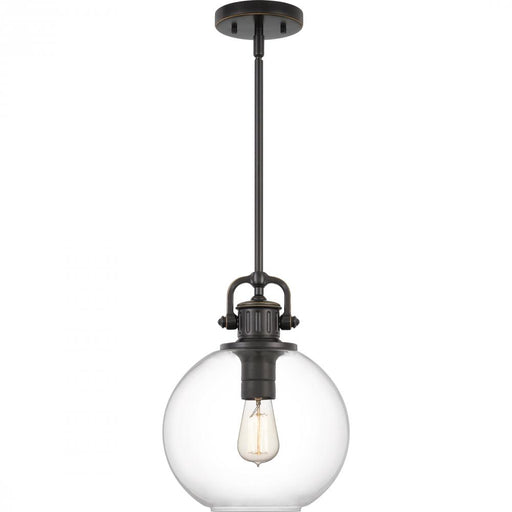Quoizel BTO1510PN 1 Light Britton Mini Pendant