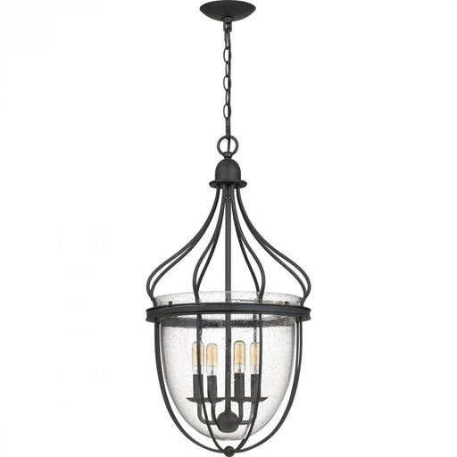 Quoizel CNY5204GK 4 Light Colony Pendant