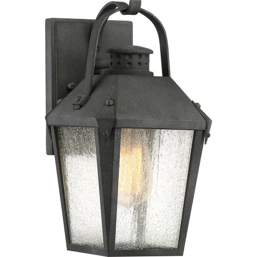 Quoizel CRG8406MB 1 Light Carriage Outdoor Lantern