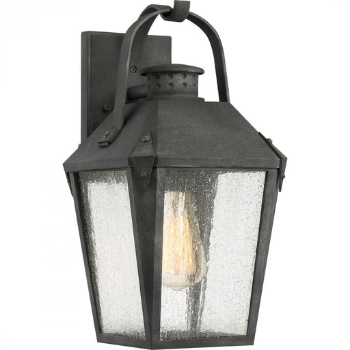 Quoizel CRG8408MB 1 Light Carriage Outdoor Lantern