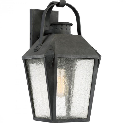 Quoizel CRG8410MB 1 Light Carriage Outdoor Lantern