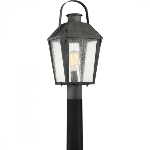 Quoizel CRG9010MB 1 Light Carriage Outdoor Lantern