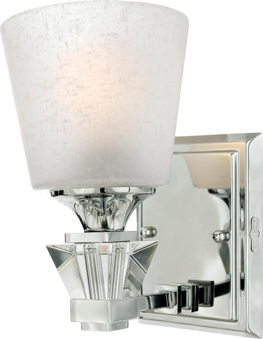 Quoizel DX8601C 1 Light Deluxe Wall Sconce
