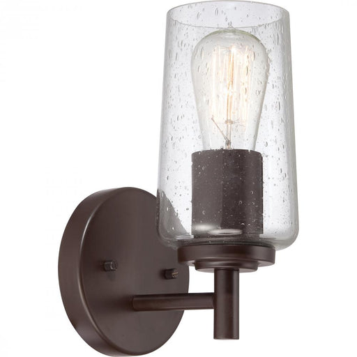Quoizel EDS8601WT 1 Light Edison Wall Sconce