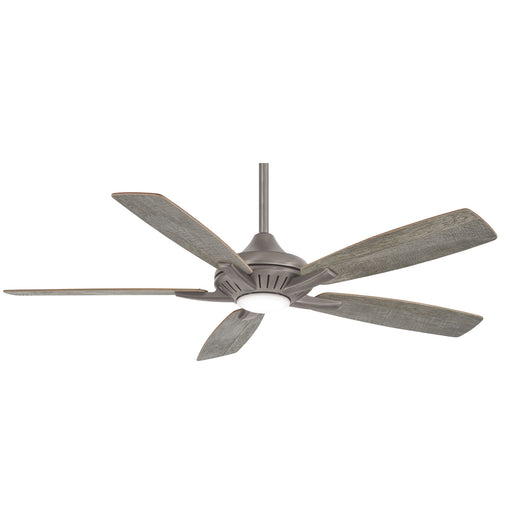 F1000-BNK Dyno 52 inch ceiling fan with led light and remote