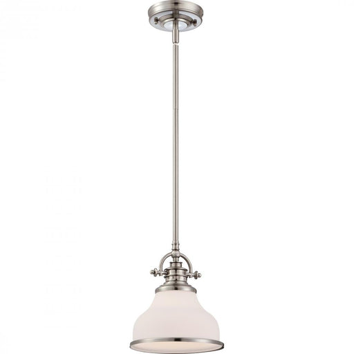 Quoizel GRT1508BN 1 Light Grant Mini Pendant