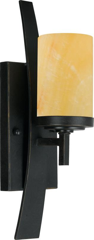 Quoizel KY8701IB 1 Light Kyle Wall Sconce