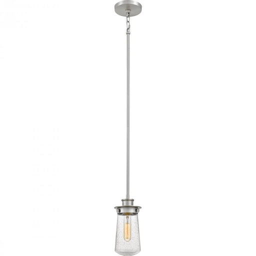 Quoizel LWN1505BN 1 Light Lewiston Mini Pendant