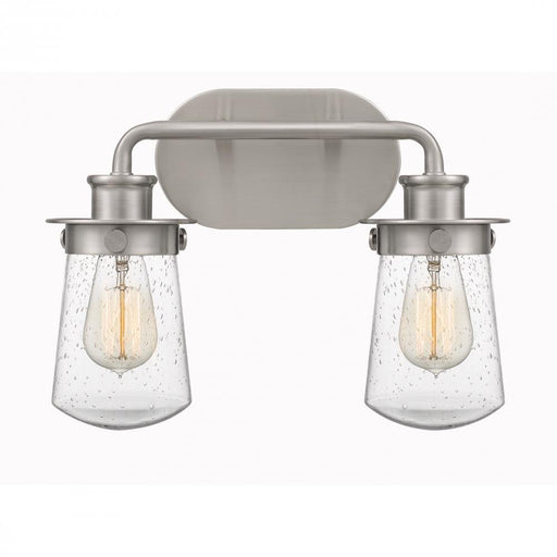 Quoizel LWN8602BN 2 Light Lewiston Bath Light