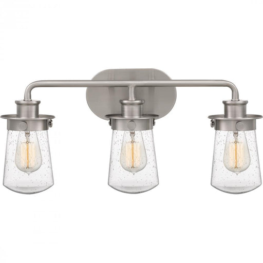 Quoizel LWN8603BN 3 Light Lewiston Bath Light